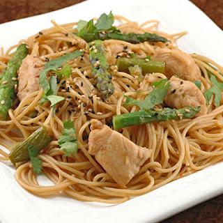 Chicken Asparagus Egg Noodles Recipes