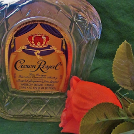 Rum and Rose by Terry Linton - Food & Drink Alcohol & Drinks ( mini size, drink, bottle,  )