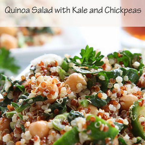 Quinoa Chickpea Salad Recipes