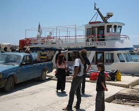 Καραβέ - The Port in Γαύδος