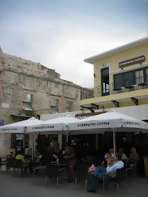 Chania\'s Starbucks
