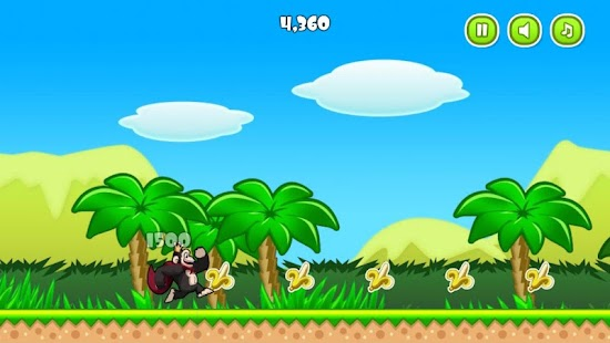K&K Jungle Run: Arcade Race 3D- screenshot