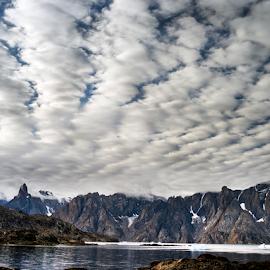 by Kristinn Gudlaugsson - Landscapes Mountains & Hills ( dag 08 grønland )