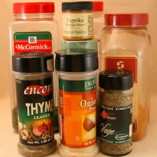 Roast Chicken Seasoning Rub