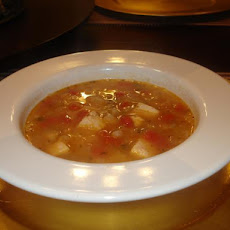 Ruby Tuesday's White Chicken Chili