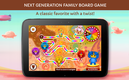 SweetLand — Family Board Game - screenshot