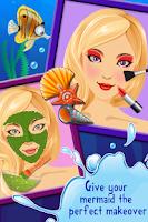 Screenshot of Mermaid Wedding Salon