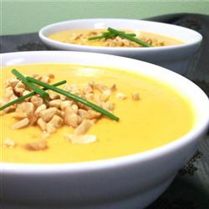 Creamy Sweet Potato With Ginger Soup Recipe | Yummly