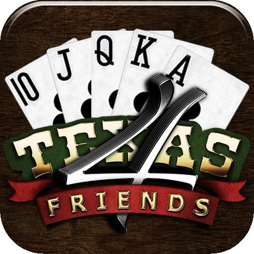 Texas 4 Friends 紙牌 App LOGO-APP試玩