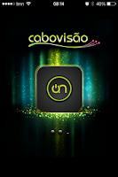 Screenshot of Cabovisão On
