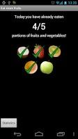 Screenshot of Eat more fruits!