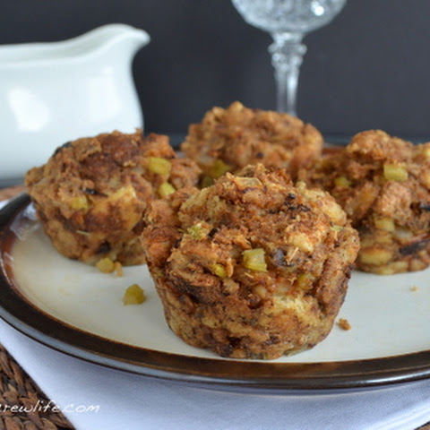 Stuffins...Stuffing in a Muffin Pan