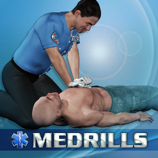 Medrills: Performing CPR LOGO-APP點子