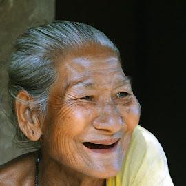 Aiita #2 by Asif Bora - People Portraits of Women