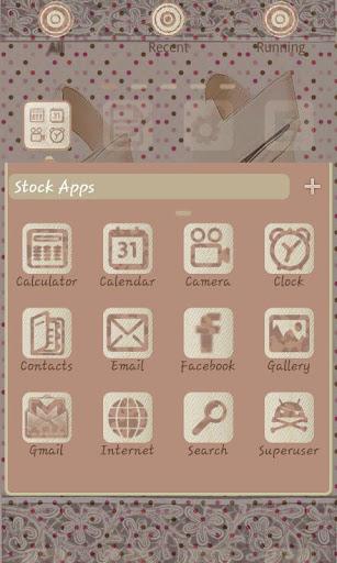 【免費個人化App】Elegant GO Launcher EX-APP點子