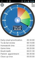 Screenshot of Activity Timer - Trial