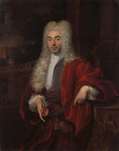 RIJKS: Cornelis Troost: painting 1723