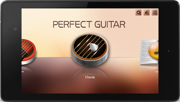 Screenshot of Perfect Guitar