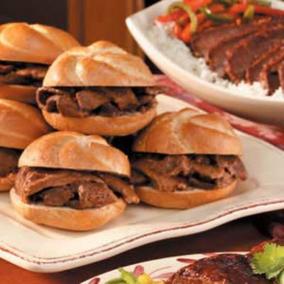 Beef Brisket on Buns