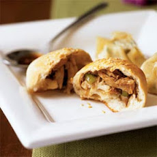Baked Hoisin Chicken Buns