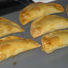 Jamaican Patties; Beef, Chicken, or Lamb