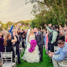 Yay! by Cesar Palima - Wedding Ceremony