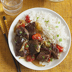 Coconut-Curry Beef