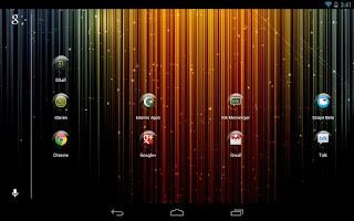 Screenshot of Icon Pack - Round Gloss