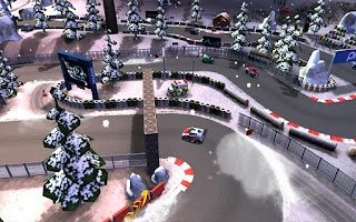 Screenshot of Bang Bang Racing THD