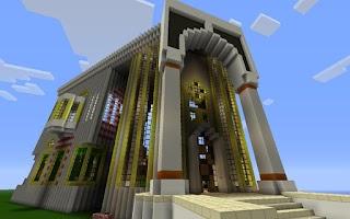 Screenshot of Moving Minecraft LiveWallpaper