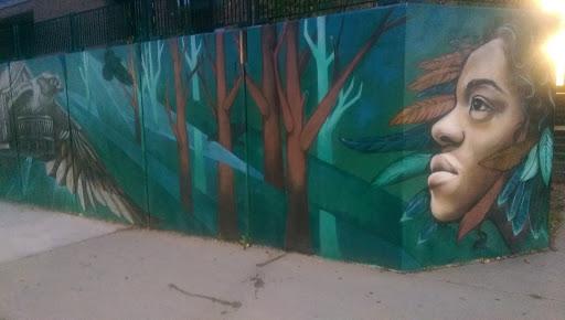 L/L Mural