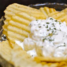 Fast and Easy Chip Dip