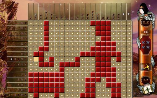 Fantasy Mosaics 2 - screenshot