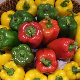 PEPS. by Zaibidi Sultan - Food & Drink Fruits & Vegetables ( peppers, chilli )