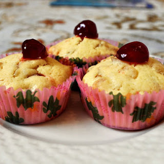 Fruit Cake Muffins Recipes