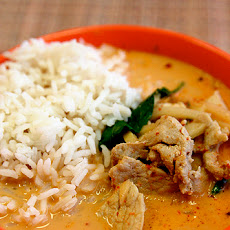 Taste of Thailand Red Curry Pork (Manang Muu)