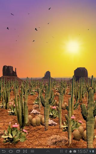 【免費個人化App】Desert Live Wallpaper-APP點子
