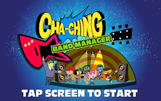 Screenshot of Cha-Ching BAND MANAGER