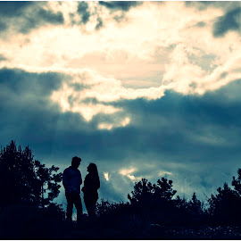 light of love... by Olga Katsivelidou - People Couples (  )