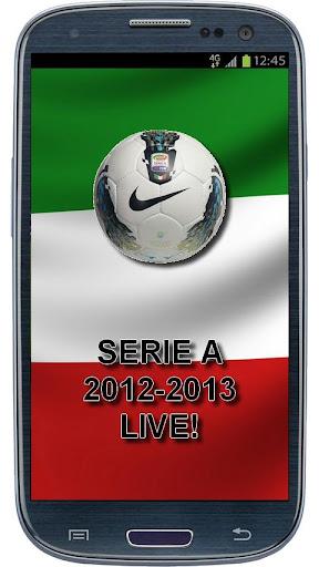 Football Italy 2012 LIVE