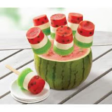 Watermelon Pops