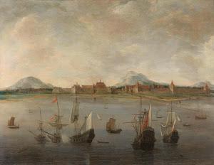 RIJKS: Hendrick Jacobsz. Dubbels: painting 1676