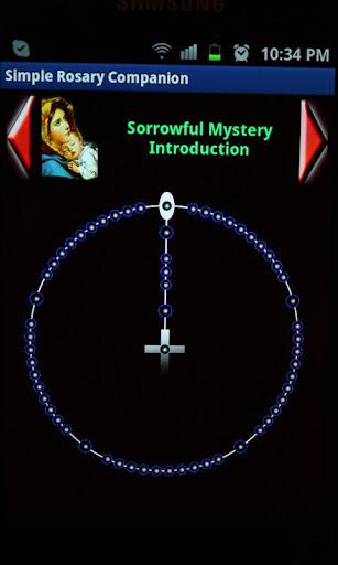 Simple Rosary Companion