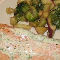 Lemon-Dill  Sauce for Fish