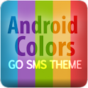GOSMS Android Colors  tema icon