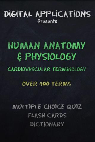【免費教育App】ANATOMY/PHYSIOLOGY CARDIO Quiz-APP點子