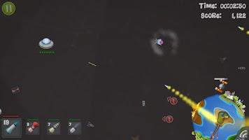 Screenshot of Smashing Planets