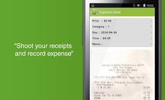 Screenshot of Quick Money Recorder -Spending