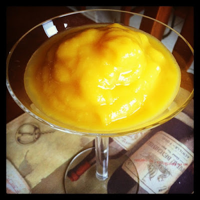 Frozen Mango Daiquiri