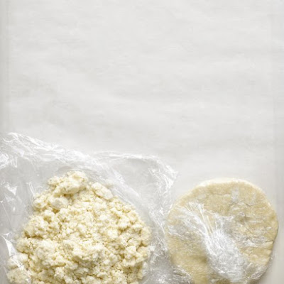Basic Pie Dough for Apple Pie